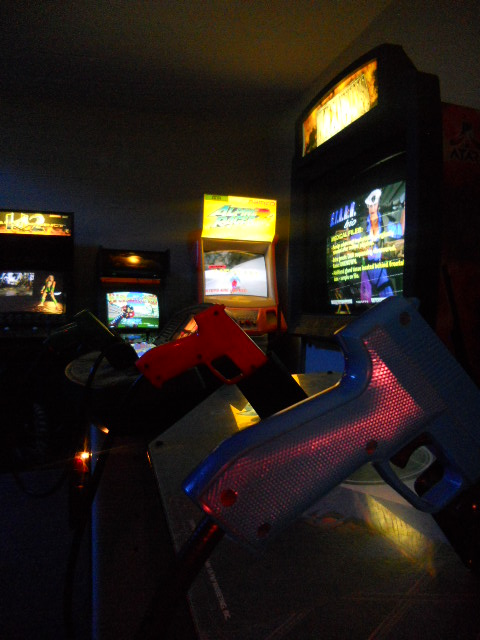 BEST EMPLOYEE FUN GAME ROOM